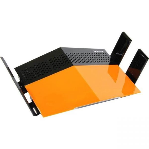 D-LINK DIR-879-A1A 4 PORT 10-100-1000 AC1900 DUAL BAND 1900MBPS 3X4 MIMO ROUTER-router-otekno-dlink-internet