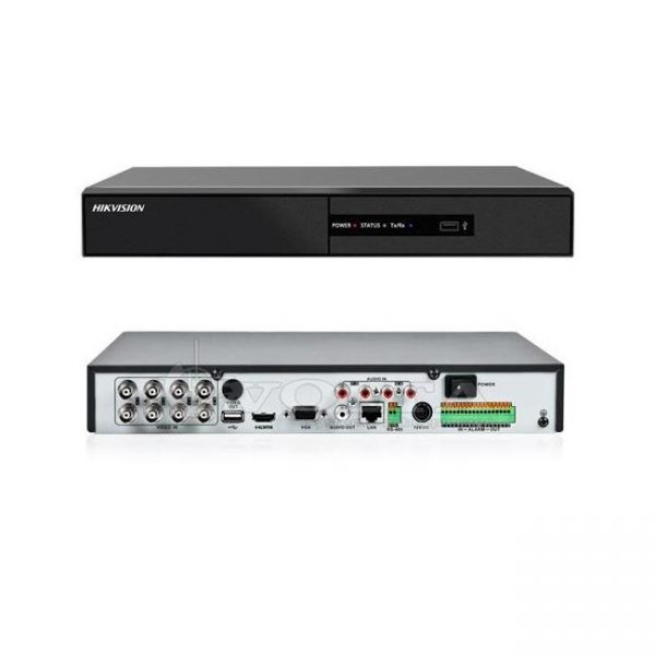 Hikvision DS-7208HGHI-F1/N(S) 8 Kanal