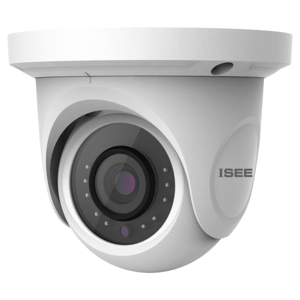 Isee Isa-7520AS1L 2mp Dome